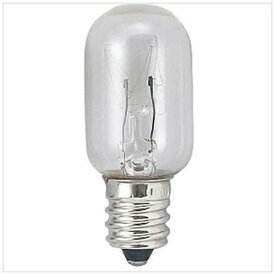 旭光電機 ASAHI LAMP T20/E17/110V-10W-C 電球 [E17 /ナツメ球形][T20E17110V10WC]