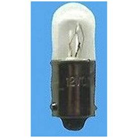 旭光電機 ASAHI LAMP T10-S-9-1-35V-0.11A 電球 パイロットランプ クリヤー [豆電球形][T10BA9S35V0.11A]