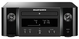 マランツ Marantz ネットワークCDレシーバー marantz ブラック M-CR612/FB [ワイドFM対応 /ハイレゾ対応][MCR612FB]
