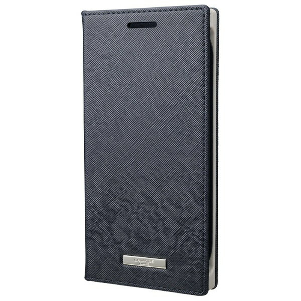 坂本ラヂヲ EURO Passione PU Leather Book Case for Pixel 3a CLC-64518NVY ネイビー