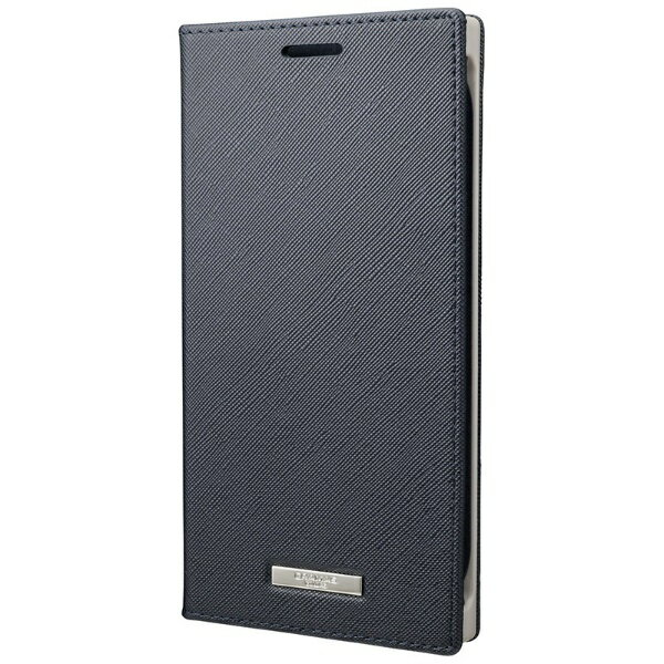 坂本ラヂヲ EURO Passione PU Leather Book Case for Pixel 3a XL CLC-64618NVY ネイビー