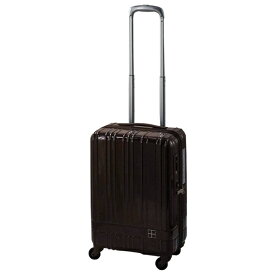 東急ハンズ TOKYU HANDS スーツケース ジップタイプ 36L hands+(ハンズプラス)newライト ブラウン 18H+TT001-BR [TSAロック搭載]