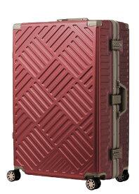 レジェンドウォーカー LEGEND WALKER 100L収納 大容量フレームキャリー DECK DECK5510F-70-RD レッド [100L]