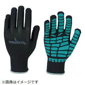 トラスコ中山 TRUSCO すべり止め天然ゴムライナー手袋 グリーン M THG134GN-M