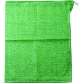 トラスコ中山 TRUSCO 強力カラー袋 グリーン (1S(袋)=10枚入) TKB4862GN