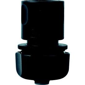 トラスコ中山 TRUSCO ストップ付きホースコネクタ 15〜18mm THCS-1518