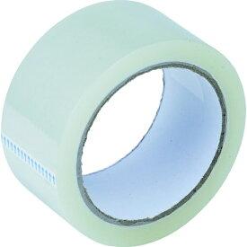 トラスコ中山 TRUSCO 手で切れる透明梱包用OPPテープ 48mm×50m TOPTS-50