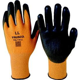 トラスコ中山 TRUSCO タッチパネル対応耐切創手袋 LL TGL13-LL