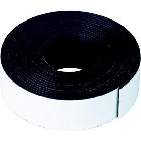 トラスコ中山 TRUSCO マグネットテープ 1.5t 25×3m TMT25-300