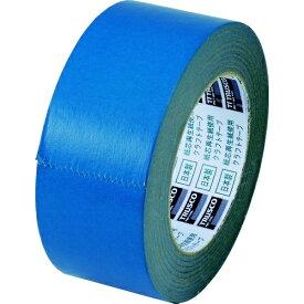 トラスコ中山 TRUSCO カラークラフトテープ 幅50mmX長さ50m ブルー TKT-50-B