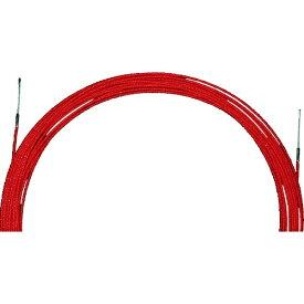トラスコ中山 TRUSCO 呼線 Φ4.5mm×30m 蛍光オレンジ TS0430