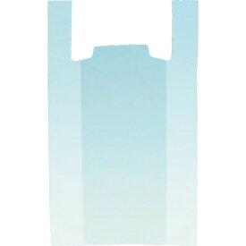 トラスコ中山 TRUSCO レジ袋 30/40号 (480X390mm)半透明 100枚入 TRB30-40-TM