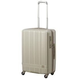 東急ハンズ TOKYU HANDS スーツケース ジップタイプ 60L hands+(ハンズプラス)newライト スパークリングシルバー 18H+TT002-SSL [TSAロック搭載]