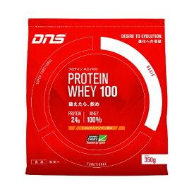 DNS ホエイプロテイン PROTEIN WHEY100(マンゴー風味/350g)
