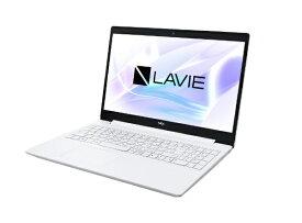NEC エヌイーシー PC-NS100N2W ノートパソコン LAVIE Note Standard カームホワイト [15.6型 /intel Celeron /HDD:500GB /メモリ:4GB /2019年5月モデル][PCNS100N2W]