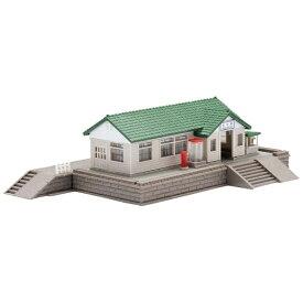 【2019年7月】 TOMIX トミックス 【Nゲージ】4202 木造駅舎セット(グリーン)【発売日以降のお届け】