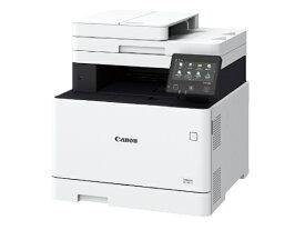 キヤノン CANON MF741Cdw レーザー複合機 Satera ホワイト [はがき〜A4][MF741CDW]