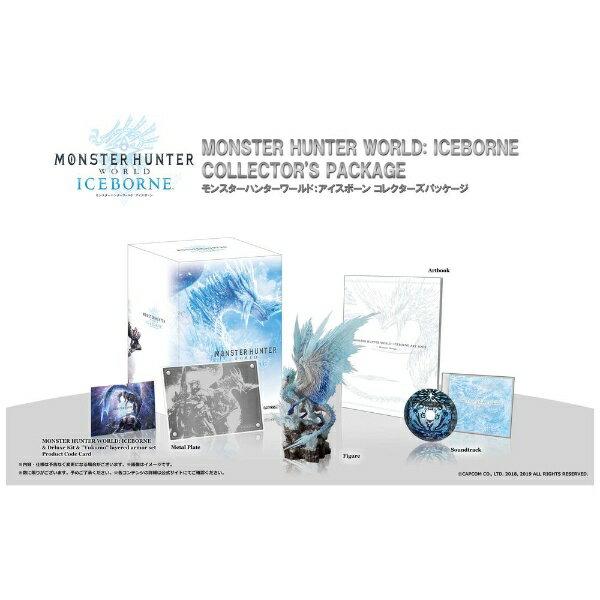 【2019年09月06日発売】 カプコン CAPCOM モンスターハンターワールド:アイスボーン コレクターズパッケージ【PS4】