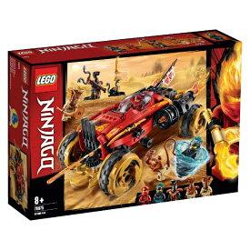 レゴジャパン LEGO 70675 ニンジャゴー カイのカタナタンカー
