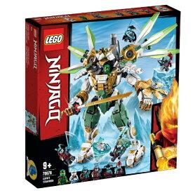 レゴジャパン LEGO 70676 ニンジャゴー 巨神メカ タイタンウィング