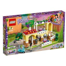 レゴジャパン LEGO 41379 フレンズ ハートレイクのガーデンレストラン[レゴブロック]