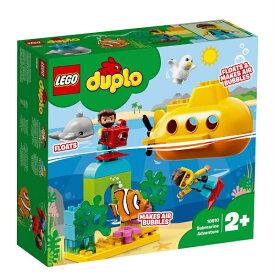 レゴジャパン LEGO 10910 デュプロ 世界のどうぶつ サブマリンの水中探検[レゴブロック]