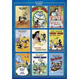 テンヨー ジグソーパズル D-1000-041 Movie Poster Collection Donald Duck