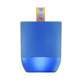 JAM Audio ジャムオーディオ ブルートゥーススピーカー ブルー DOUBLE CHILL BL [Bluetooth対応][DOUBLECHILLBL]