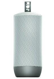 JAM Audio ジャムオーディオ ブルートゥーススピーカー ZERO CHILL GY グレイ [Bluetooth対応 /防水][ZEROCHILLGY]