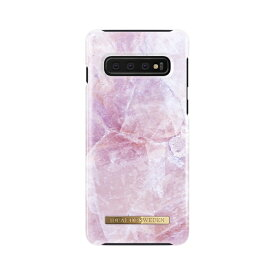 IDEAL OF SWEDEN GALAXY S10 FASHION CASE S/S 2017 PILION PINK MARBLE IDFCS17-S10-52
