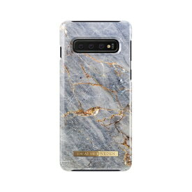 IDEAL OF SWEDEN GALAXY S10 FASHION CASE S/S 2017 ROYAL GREY MARBLE IDFCS17-S10-53