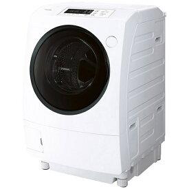 東芝 TOSHIBA TW-95G8L-W ドラム式洗濯乾燥機 ZABOON(ザブーン) グランホワイト [洗濯9.0kg /乾燥5.0kg /ヒーター乾燥(水冷・除湿タイプ) /左開き][洗濯機 9kg TW95G8LW]