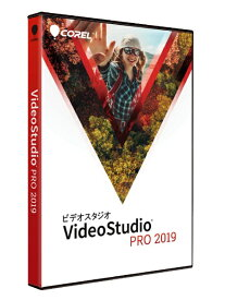 コーレルコーポレーション COREL VideoStudio Pro 2019 通常版[VS2019PRJP]