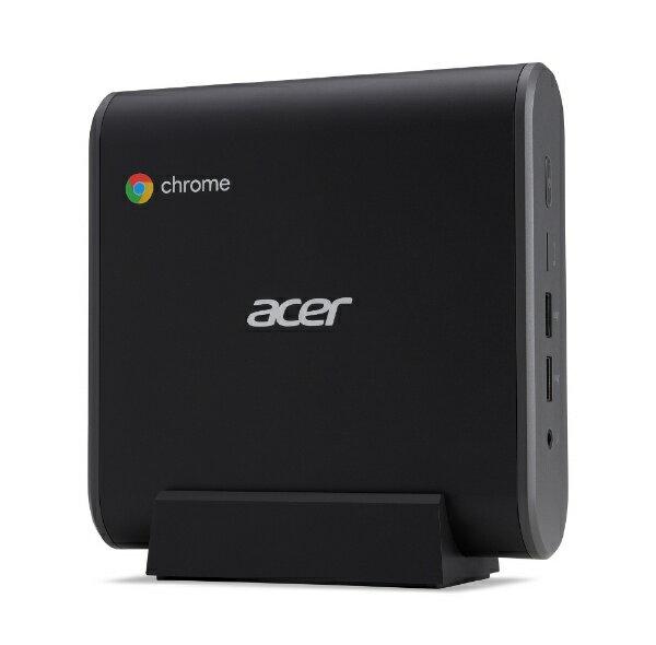 ACER エイサー CXI3-F14N デスクトップパソコン Chromebox [モニター無し /SSD:32GB /メモリ:4GB /2019年5月モデル]