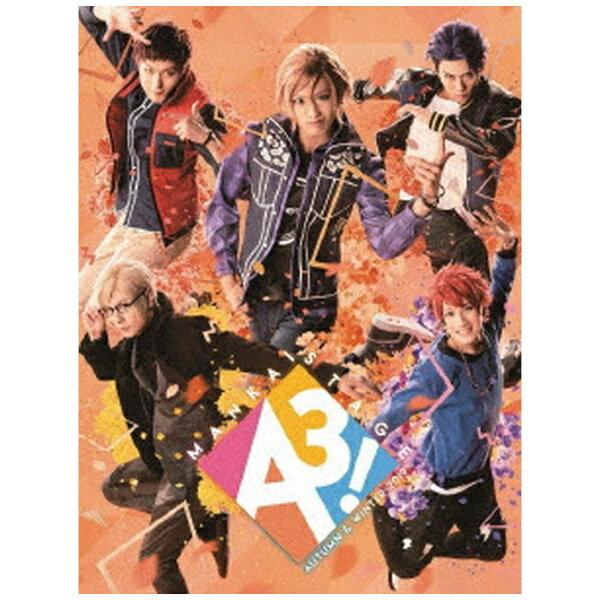 【2019年08月07日発売】 ポニーキャニオン MANKAI STAGE『A3!』〜AUTUMN & WINTER 2019〜 通常盤【DVD】