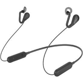 ソニー SONY ブルートゥースイヤホン イヤーカフ ブラック SBH82D [リモコン・マイク対応 /ネックバンド /Bluetooth][ワイヤレスイヤホン SBH82DJPB]