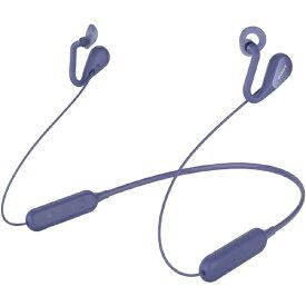 ソニー SONY ブルートゥースイヤホン イヤーカフ ブルー SBH82D [リモコン・マイク対応 /ネックバンド /Bluetooth][ワイヤレスイヤホン SBH82DJPL]