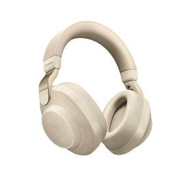 JABRA ジャブラ Bluetoothヘッドホン 100-99030002-40 Gold Beige [マイク対応 /ノイズキャンセリング対応][1009903000240]