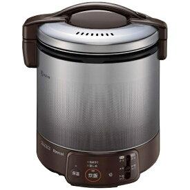 リンナイ Rinnai RR-100VQ-DB_13A ガス炊飯器 ダークブラウン [1升 /都市ガス12・13A][RR100VQDB]