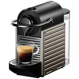 ネスレネスプレッソ Nestle Nespresso C61TIA3B コーヒーメーカー ピクシーツー バンドルセット[C61TIA3B]