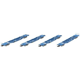 TOMIX トミックス 【Nゲージ】98071 コキ102・103形貨車(新塗装・コンテナなし)セット(4両)