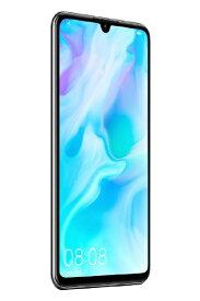 HUAWEI ファーウェイ HUAWEI P30 lite Pearl White「51093NRV」Kirin 710 6.15型ワイド メモリ/ストレージ:4GB/64GB nano SIM x2 DSDV対応 ドコモ/au/ソフトバンク対応 SIMフリースマートフォン[スマホ シムフリー 本体 新品 パールホワイト]