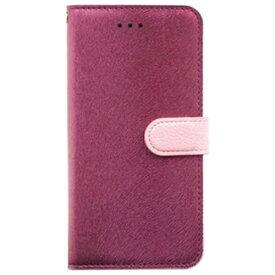 ROA ロア iPhone6 Plus CALF Diary ワイン
