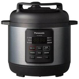 パナソニック Panasonic SR-MP300-K 電気圧力なべ ブラック[圧力鍋]