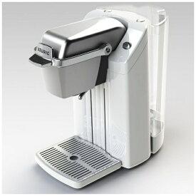 キューリグ KEURIG BS300W カプセル式コーヒーメーカー セレミックホワイト[BS300W]