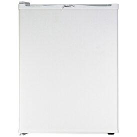 デバイスタイル deviceSTYLE 冷蔵庫 ホワイト RA-P32L-W [1ドア /左開きタイプ /32L][冷蔵庫 一人暮らし 小型 静音 RAP32LW]