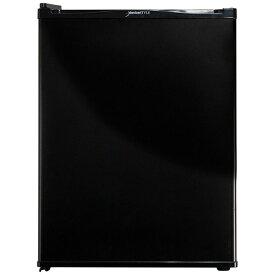 デバイスタイル deviceSTYLE 冷蔵庫 ブラック RA-P32L-K [1ドア /左開きタイプ /32L][冷蔵庫 一人暮らし 小型 静音 RAP32LK]