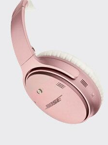BOSE ブルートゥースヘッドホン QuietComfort 35 wireless headphones II Limited edition ローズゴールド [リモコン・マイク対応 /Bluetooth /ノイズキャンセリング対応][ワイヤレスヘッドホン QUIETCOMFORT35IIRGD]