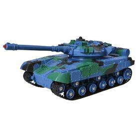 童友社 DOYUSHA 赤外線バトルシステム搭載 R/C バトルタンク ジュニア ロシア T-72型(40MHz)