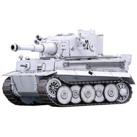 フジミ模型 FUJIMI ちび丸ミリタリーシリーズSPOT No.9 ティーガーI(東部戦線仕様) エッチングパーツ付き